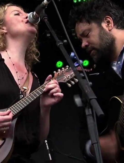 Amy Helm and the Handsome strangers
